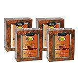 #4: Khadi Pure Herbal Brown Mehndi - 80g (Set of 4)