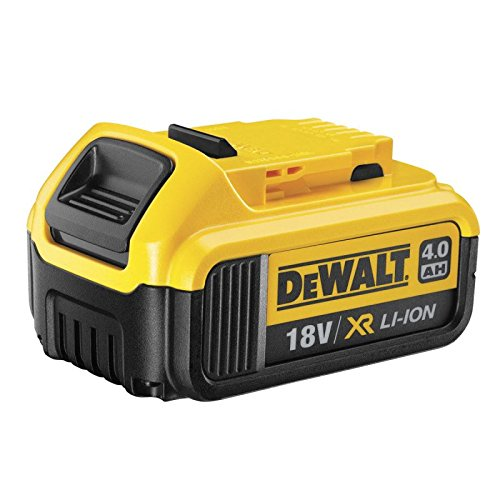 DEWALT DCB182 18V 4.0Ah Li-Ion Battery XR Range Lithium Ion – GENUINE 4AMP