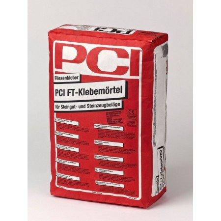 PCI-FT-KLEBEMÖRTEL 25 KG GRAU FLIESENKLEBER