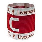 Liverpool FC Wappen Design Kapitän Armbind
