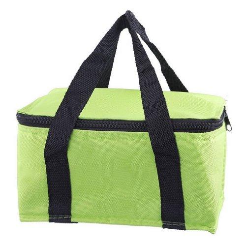 Y-BOA - Sac Isotherme Sport - Cooler Glacière - Aluminium Tissu 60D Oxford – Voyage/Camping/Repas/Déjeuner/Picnic - Boîte Lunchbox (Vert)