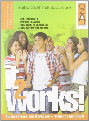 It works! Ediz. leggera. Per le Scuole superiori. Con CD-ROM. Con espansione online: 2