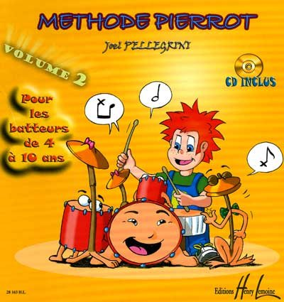 Méthode Pierrot Volume 2