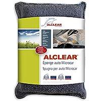 ALCLEAR 950014- Esponja microfibra ultra para coche, antivaho para visibilidad para evitar el riesgo de accidente