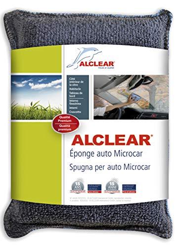 ALCLEAR 950014- Esponja Microfibra Ultra para Coche, antivaho para Visibilidad para Evitar...