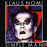 Songtexte von Klaus Nomi - Simple Man