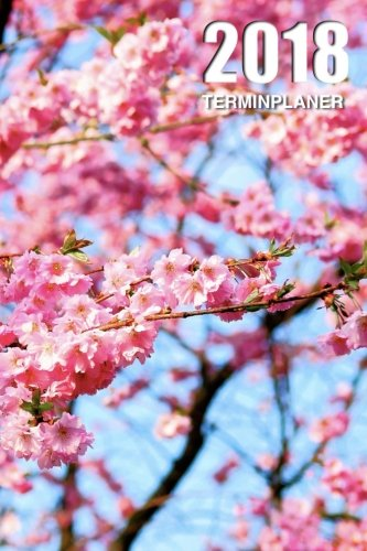 Tagesplaner 2018 A5: Japan | A5 | Tagesplaner 2018 | Softcover | Tageskalender | Kalender | Terminplaner | Terminkalender |Tagebuch | Journal | Timer | Chefplaner (Japan Journal)