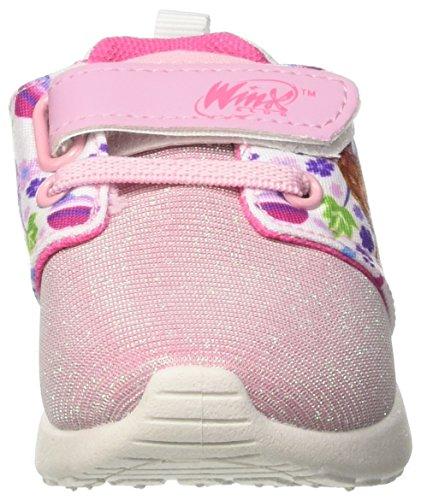 Winx  S17803haz, Chaussures souples pour bébé (fille) - rose - rose Rose