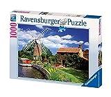 Ravensburger 15786 Mulino a vento Puzzle 1000 pezzi Foto & Paesaggi
