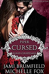 Cursed: A Vampire Blood Courtesans Romance