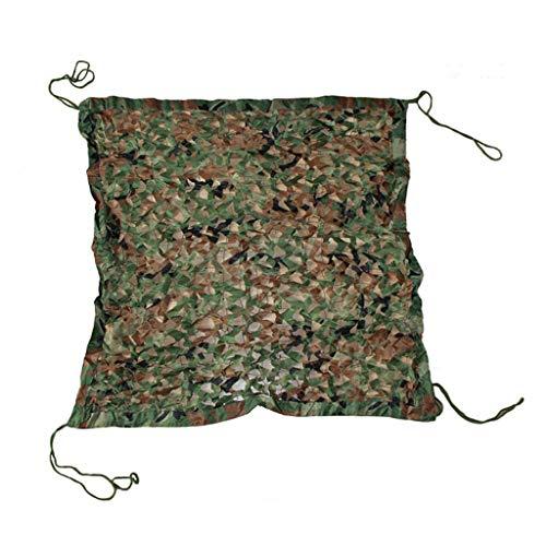 SJMWZW Tarnnetz Camouflage Tarnnetz Verwendet für Camping verstecken Jagd Tarnzelt Tarnung Sonnenschirm Fotografie Party Spiel Halloween Weihnachtsdekoration (größe : 2 * 3m)