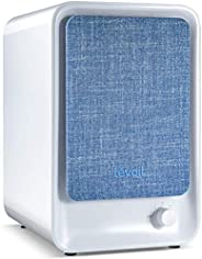 Levoit Air Purifier for Bedroom, HEPA Filter for Smoke in Home Office, Cleaner for Allergies and Pets Dander D