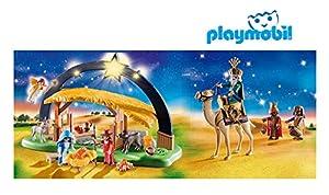 Outletdelocio. Belen Navidad Playmobil con