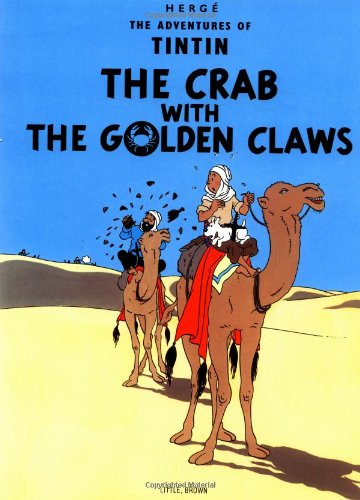 The Adventures of Tintin: The Crab with the Golden Claws por Herge