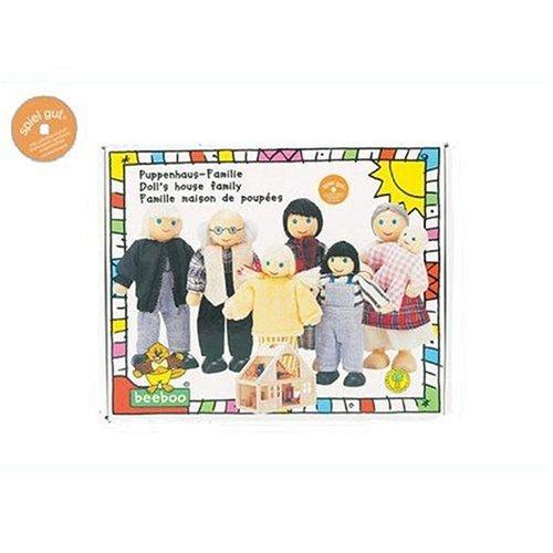 Imagen principal de Beeboo 32306 - Familia para casita de muñecas