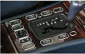 W210 W202 W208 E C Clk Interieur Schalter Rahmen Rand Chrom Für Mercedes Benz Auto