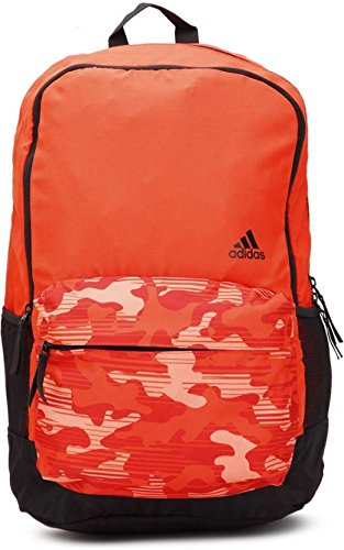 Adidas 19Ltr Orange Casual Backpack  available at amazon for Rs.2067