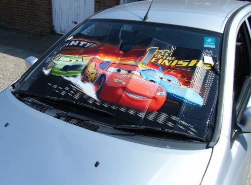 Disney Cars Sonnenschutz vorne
