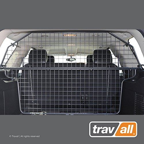 Travall® Guard Hundegitter TDG1434 - Maßgeschneidertes Trenngitter in Original Qualität