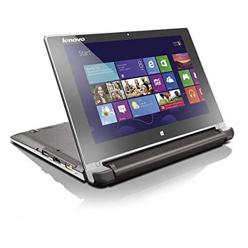 Lenovo Flex 10 59-439199 10.1-inch Touchscreen Laptop (Celeron N2807/2GB/500GB/Win 8.1/Integrated Graphics), Brown