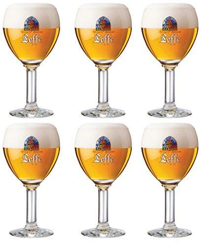 leffe-bicchiere-da-birra-33cl-set-di-6-birra-belga-forma-perfetta-per-bere-la-birra