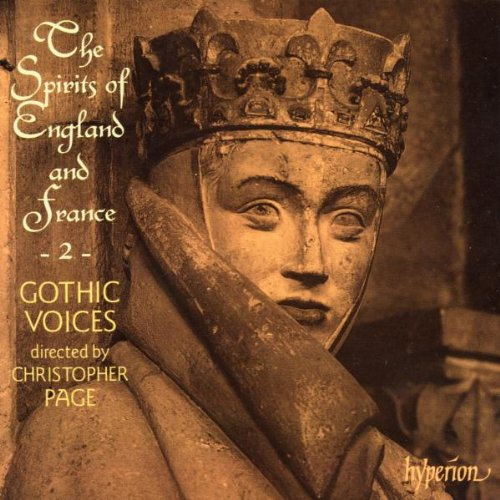 The Spirits of England and France, Vol. 2: Songs of the Trouvères