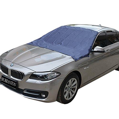 """Preisvergleich Produktbild Frostabdeckung - Schneeschutztuch mit Magnet - der verlängerten Form ist für alle allgemeinen Automodelle, sowie SUV, Limousine, LKW geeignet Van with 65""""x 57"""""""