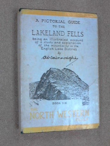 A Pictorial Guide to the Lakeland Fells, being an illustrated account of a study and exploration of the mountains in the English Lake District; Book Four, The Southern Fells