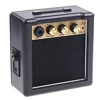 ammoon PG-3 Control de 3W Amperio Amplificador del Altavoz de Tono del Volumen de Guitarra Eléctrica.