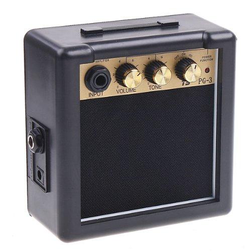 Andoer PG-3 Control of 3W electric guitar amp speaker amplifier volume tone