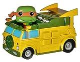 Funko - Pdf00004619 - Figurine Animation - Les Tortues Ninja - Pop - Turtle Van Et Michelangelo
