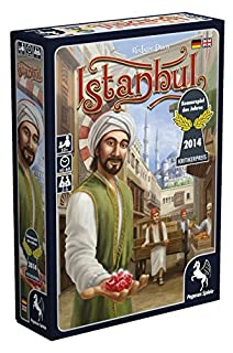 Pegasus Spiele 55115G - Istanbul Kennerspiel des Jahres 2014 (B00ICF0P0U) | Amazon price tracker / tracking, Amazon price history charts, Amazon price watches, Amazon price drop alerts