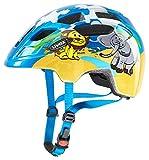 Uvex Finale Junior Fahrradhelm, Blau, S