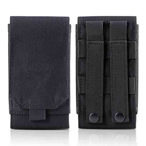 Often Molle Taktische Handytasche Hüfttasche Outdoor Sports Military Gürteltasche für iPhone 7 Plus, iPhone 6 Plus, iPhone 6S Plus, Galaxy Note 4, S8 Plus, S7 Edge, S6 Edge, Huawei G7, Mate 9