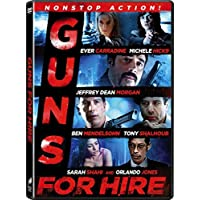 Guns for Hire by Ever Carradine