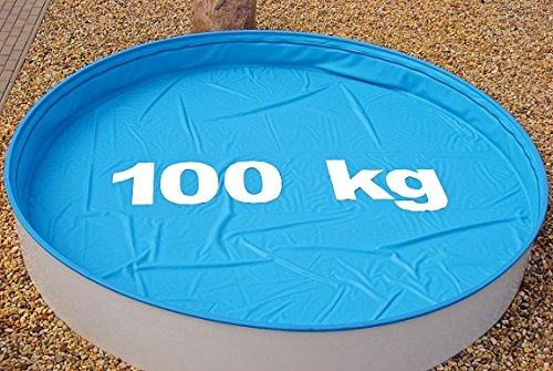 Safe Top Abdeckung oval 5,00x3,00m Oval Safe