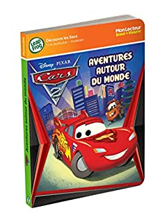 Cars - Libro de Actividades Infantiles Leapfrog (82016) [Importado de Francia] (B00523M882) | Amazon price tracker / tracking, Amazon price history charts, Amazon price watches, Amazon price drop alerts