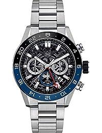 Tag Heuer Carrera CBG2A1Z.BA0658 - Reloj de Pulsera para Hombre, Esfera de Esqueleto
