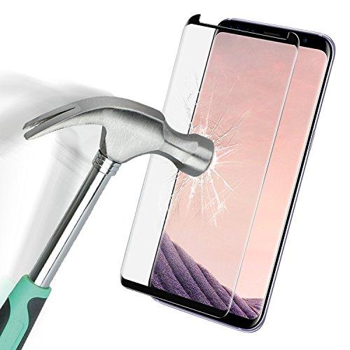 Samsung-Galaxy-S8-Plus-Panzerglasfolie-SOCU-3D-Coverage-Gehrtetem-Glas-schutzfolie-Displayschutzfolie-fr-SAMUNG-Galaxy-S8-Plus-schwarz-Lebenslange-Garantie