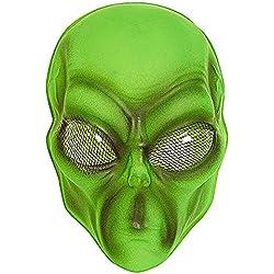 Mascara extraterrestre de plástico adulto Cualquier día