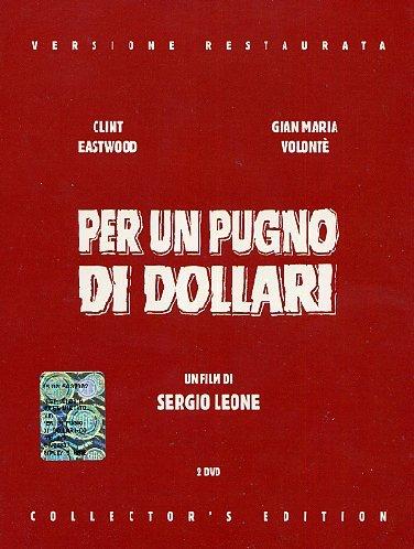 Per Un Pugno Di Dollari (Versione Restaurata) (Collector's Edition) (2 Dvd)