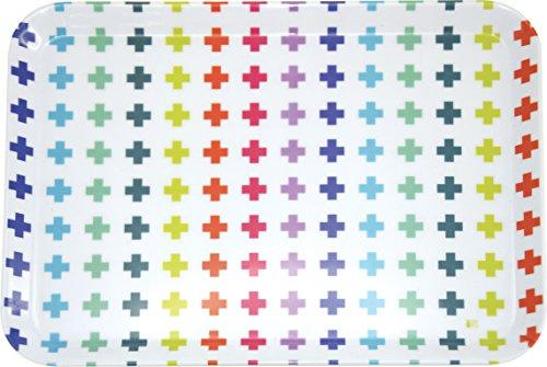 impatto-paris-22260-technicolor-vassoio-in-melamina-motivo-croce-multicolore-305-x-22-x-15-cm-colore
