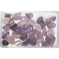 KRIO® - schöne Amethyste in Kunststoffdose liebevoll abgepackt preisvergleich bei billige-tabletten.eu