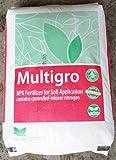 multigro engrais universel à cession contrôlée avec Nitrate Potassium en sac de 25kg