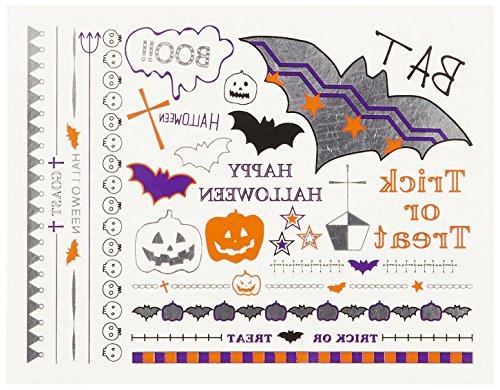 nc Halloween Tattoo tmt-025g (Single Zu Halloween)