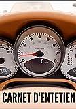 CARNET D'ENTRETIEN: 100 pages - Suivi régulier - Historique - Entretien à jour - Tout type de véhicules - Voitures - Moto - Camion - SUV - Car - Bus - ... préfabriquées - Universel - Garage - Pro