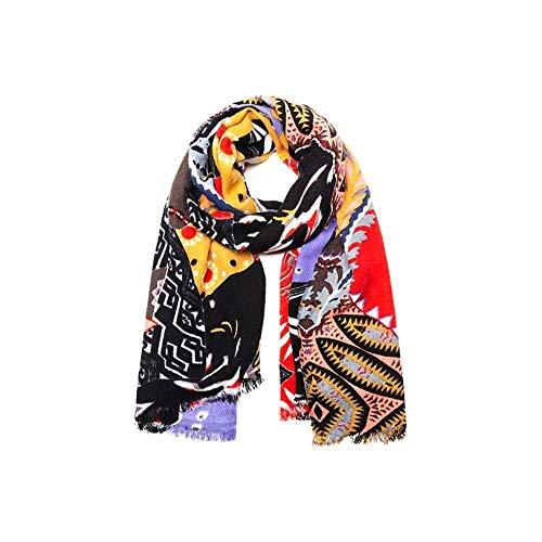 Desigual, foulard multicolor SCARF GUERNICA