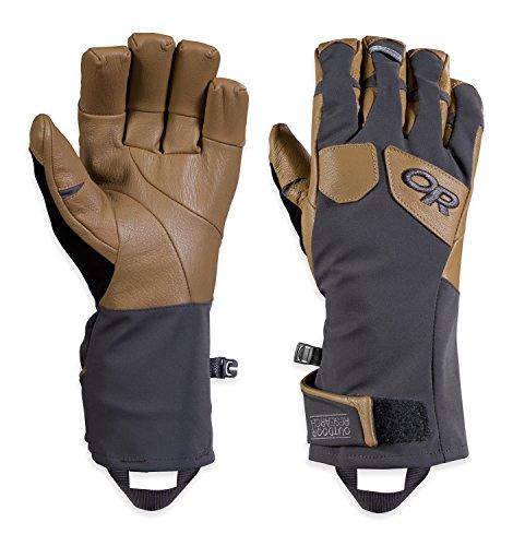 outdoor-research-extraver-gants-pour-homme-noir-charbon-2016-softshellhandschuhe-large-charcoal-natu