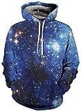 Integrity's Home Herren Hoodie 3D Druck Kapuzenpullover Grafik Langarm Sweatshirt Pullover Top Jumper