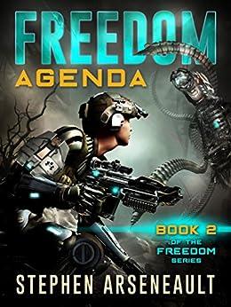 FREEDOM Agenda (English Edition) di [Arseneault, Stephen]